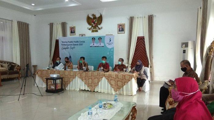 Mulkan Jadi Pembicara Nasional Dalam Sharing Praktik-praktik Cerdas Pembangunan Daerah