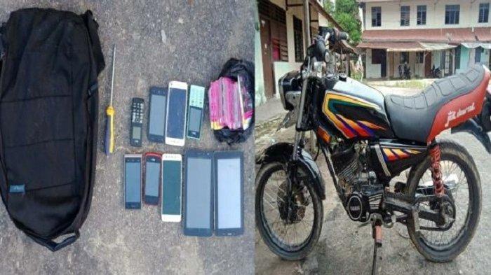 Dari Pengembangan, Polisi Kembali Temukan Sepeda Motor Curian RS