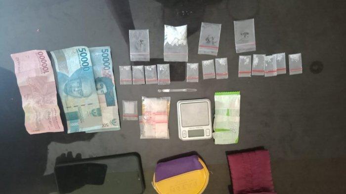 Polres Basel Ringkus Pelaku Narkoba di Toboali