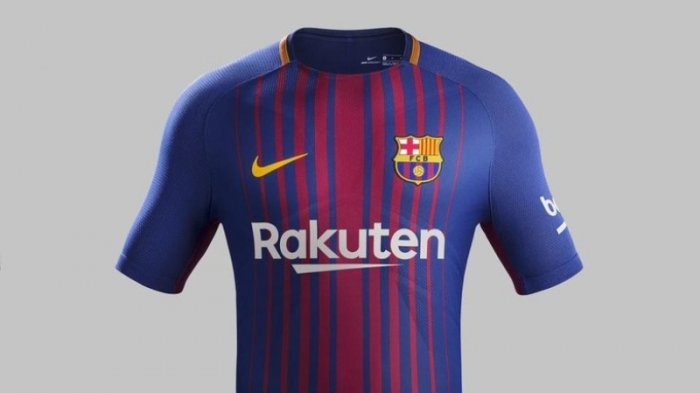 Jersey Baru Barcelona, Warna Biru Lebih Mendominasi
