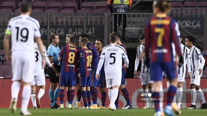 Tim-tim Lolos 16 Besar Liga Champions, Potensi Big Match Munchen vs Barcelona, Juventus vs Atletico