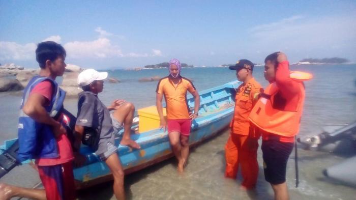 Formnebak Bantu Cari Dua Nelayan Jebus yang Hilang