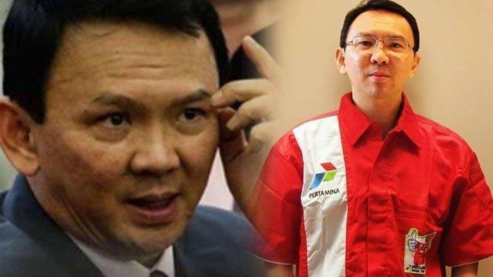 JADI Bos Pertamina, Ahok BTP Disindir Presiden Jokowi hingga Disebut Seperti Ini