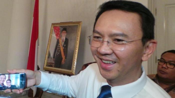 Ahok Berniat Ajarkan Putranya Olahraga Wushu Hingga Seperti Jet Li