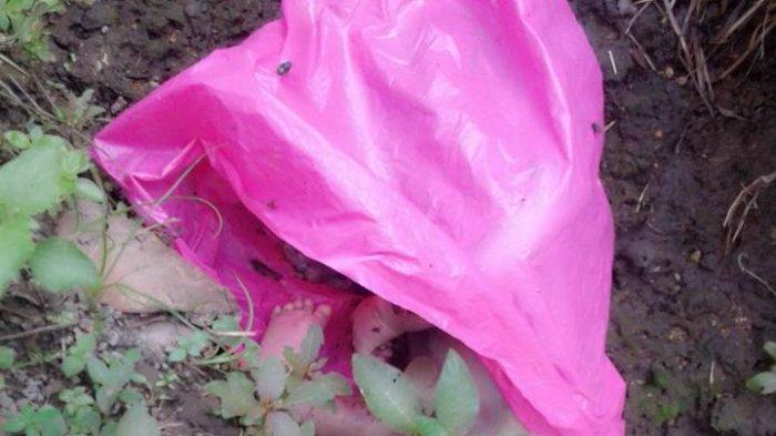Breaking News : Bayi tak Berdosa Dibuang di Selokan Kebun Kace Timur