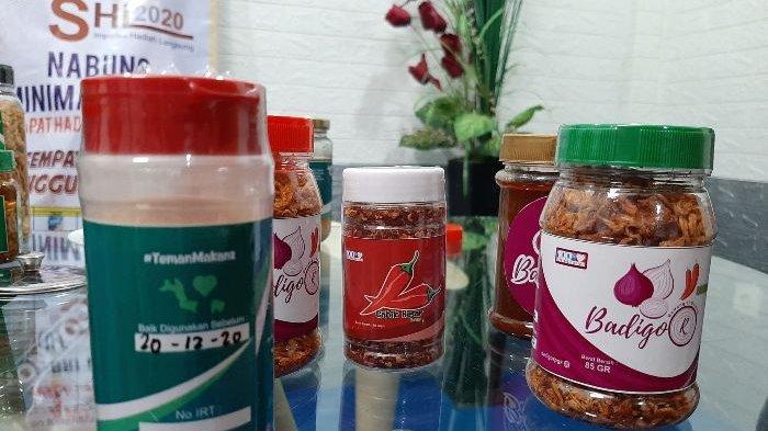 Berbagai produk Badigor