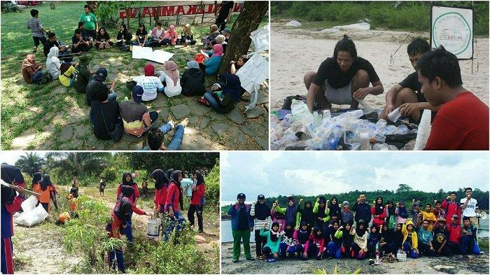 BECAK BABEL: Komunitas yang Peduli terhadap Lingkungan Hidup Khususnya Sampah