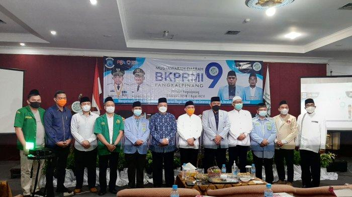 Fajar Agustiawan Ketua Umum DPD BKPRMI Pangkalpinang 2021-2025, Fokus Aktifkan Remaja Masjid