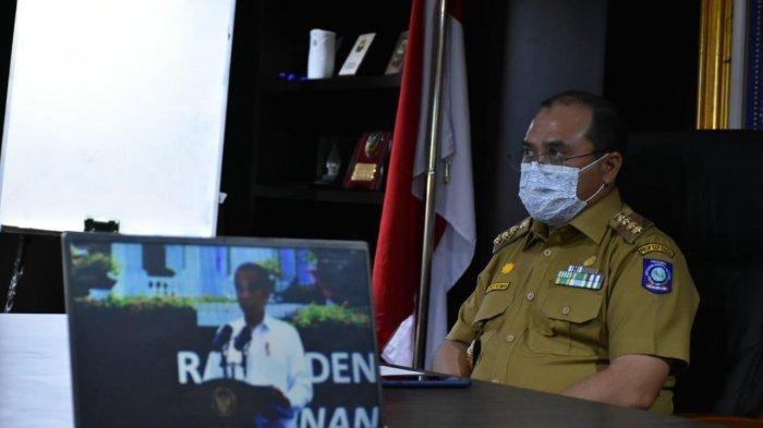 Presiden RI Joko Widodo Jelaskan Strategi Penanganan Covid-19
