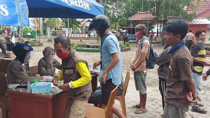 Razia Masker di Perkantoran Belitung Timur Minggu Depan, Satpol PP Sebut Antisipasi Klaster Kantor