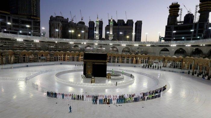 Pemerintah Arab Saudi Buka Bertahap Ibadah Umrah Mulai 4 Oktober, Berikut Tahapan Pelaksanaannya