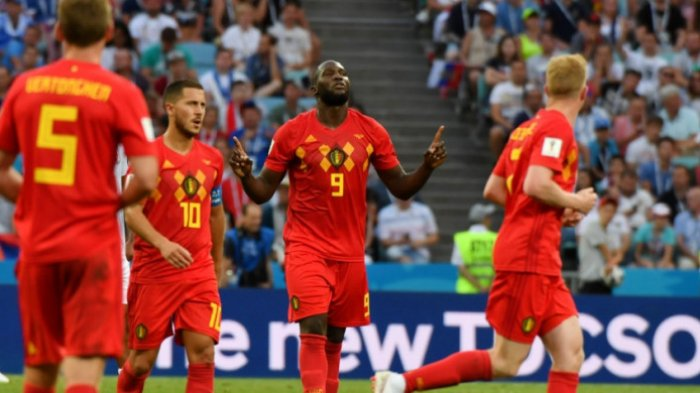 Prediksi Belgia vs Italia: Kesempatan Lukaku Kejar Ronaldo di Duel Dua Tim Tak Terkalahkan