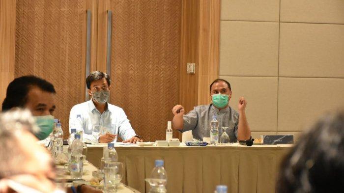 Gubernur Bangka Belitung Siapkan Strategi Pemulihan Ekonomi tahun 2021