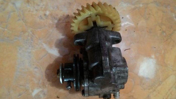 PERAN Gir Pompa Oli Samping pada Motor 2 Tak Vital dan Sulit Diperbaiki, Tergantung Merek Motor