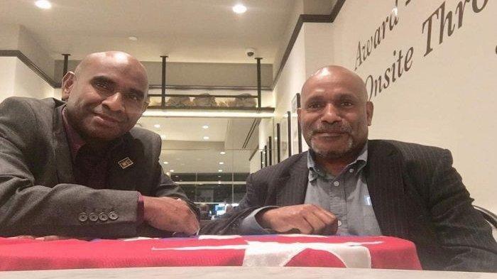 Sepak Terjang Benny Wenda Tokoh Separatis yang Disebut Aktor Penunggang di Balik Kerusuhan Papua