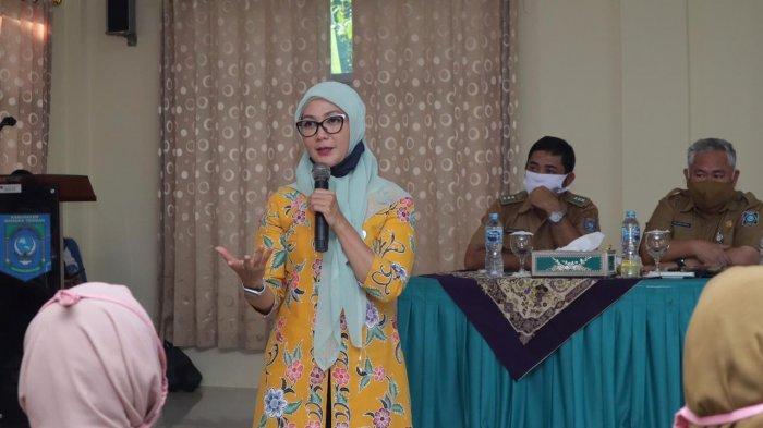 Melati Erzaldi Ingatkan Kader PKK Berantas Stigma Negatif Terhadap Penderita Covid 19