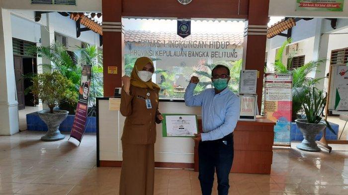 Bangka Belitung Borong 50 Penghargaan Pengelolaan Lingkungan Hidup