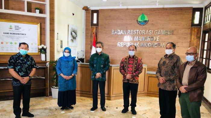 Provinsi Bangka Belitung Dapat Mandat dari Presiden untuk Rehabilitasi Mangrove