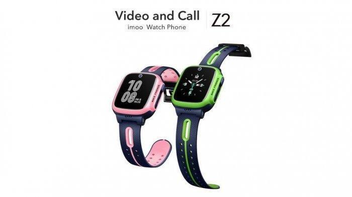 IMOO Luncurkan Jam Tangan Pintar imoo Watch Phone Z2, Punya Fitur Cek Lokasi Anak, Segini Harganya