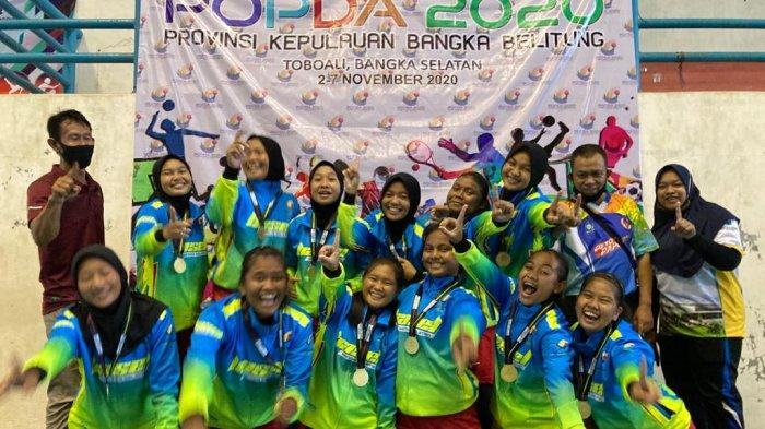 Popda Bangka Belitung 2020 Berjalan Lancar, Berikut Daftar Pemenangnya