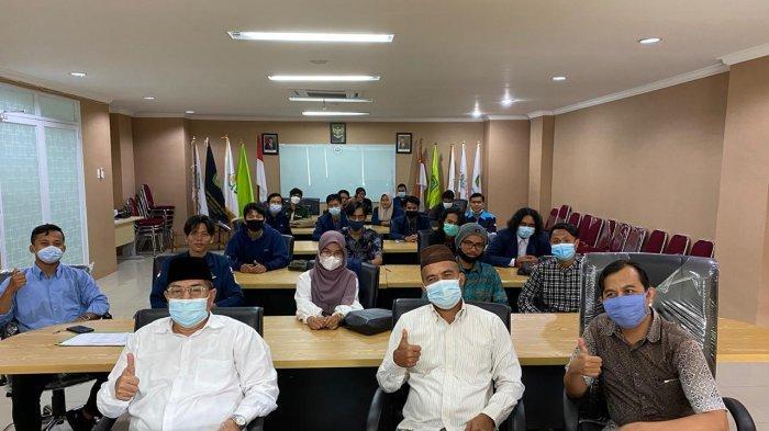 Tingkatkan Kualitas Kepengurusan Ormawa, IAIN SAS Bangka Belitung Gelar Rakor