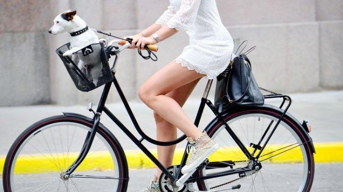 Nyeri Bokong Akibat Bersepeda, Ini Cara Cegah