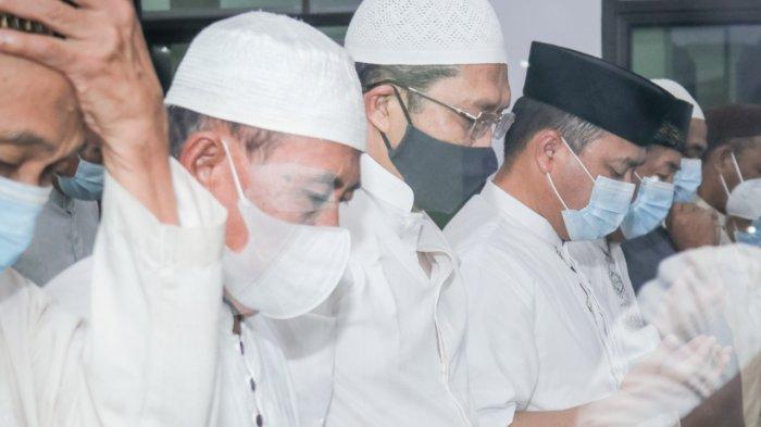 Erzaldi Imbau Renovasi Masjid agar Jangan Mengganggu Aktivitas Ibadah