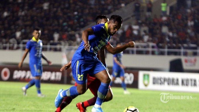 ZULHAM Zamrun Tak Peduli Catatan Gol Tapi Fokus Jadi Pembeda di Persib Bandung