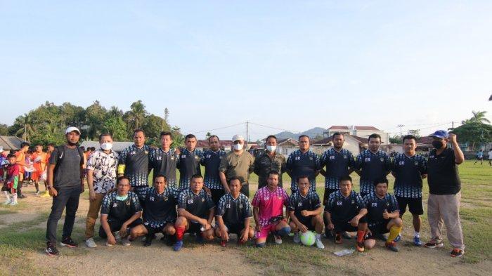 Rindu Teman Bermain Bola Masa Kecilnya, Gubernur Bangka Belitung Erzaldi Rosman Datangi SIAB Dul