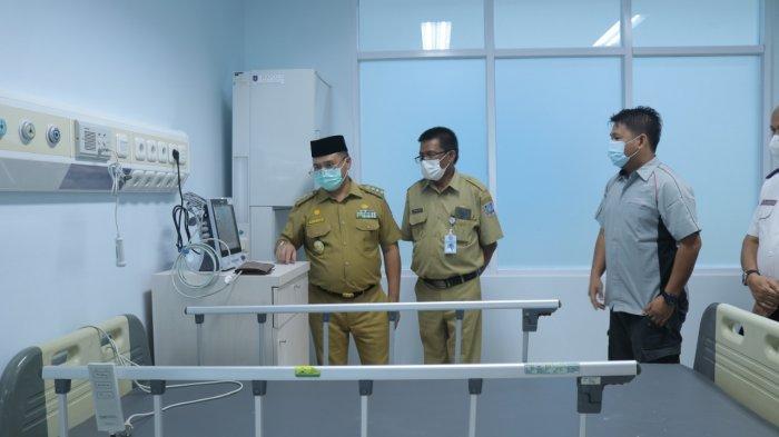 Rumah Sakit Covid-19 Bangka Belitung Segera Beroperasi