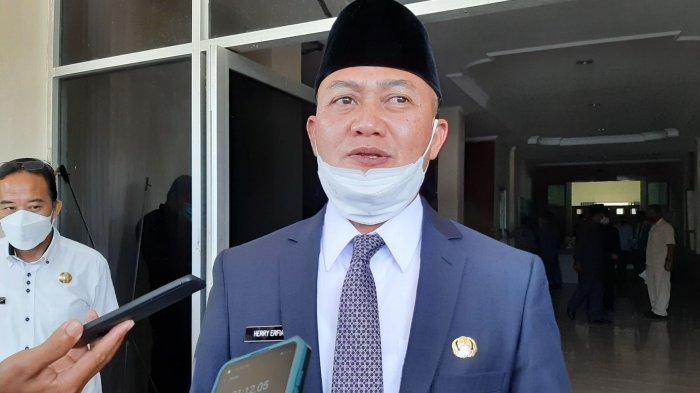 Laju Perekonomian di Bangka Tengah Minus Hingga 2,87 Persen, Wabup Herry Erfian Ungkap Penyebabnya