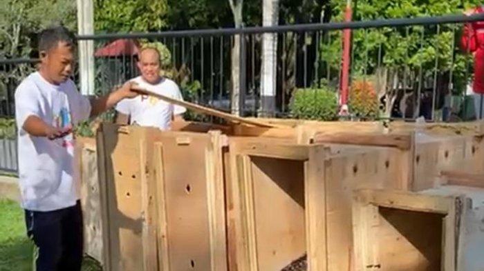 Lima Rusa Totol Jadi Penghuni Baru Rumah Dinas Wali Kota