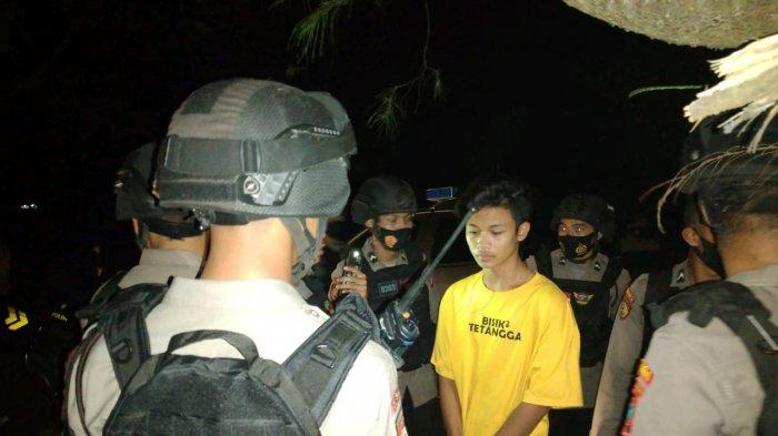 Tim UPRC Ditsamapta Polda, Sisir Sejumlah Lokasi yang Dianggap Rawan Aksi Kriminal