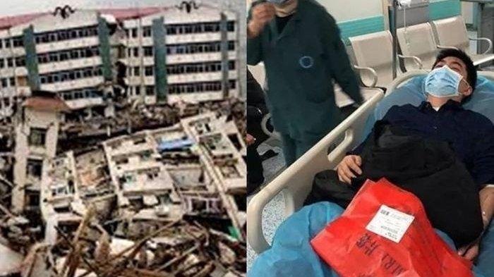 Biayai Sekolah Anak Korban Gempa, 11 Tahun Kemudian Nyawa Pria ini Diselamatkan Si Gadis