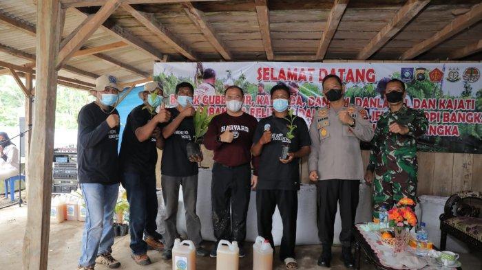 Gubernur: Kami Siapkan 350 Hektare Lahan