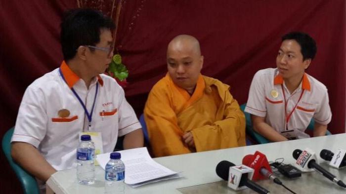 Biksu Nyanagupta Komentari soal Rohingya