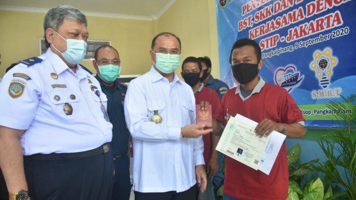 219 Pelaut Bangka Belitung Ikuti Diklat Pemberdayaan Masyarakat Bidang Kemaritiman