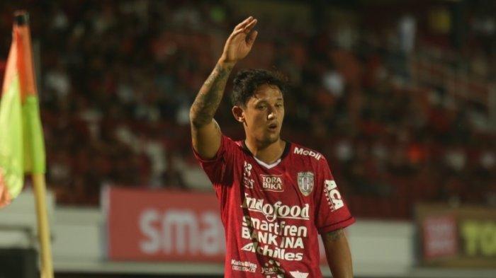 Irfan Bachdim Lebih Mendekat ke Borneo FC daripada Persib Bandung?