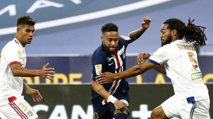 Neymar Ingin Trofi Si Kuping Besar Dahulu Baru Ballon d'Or