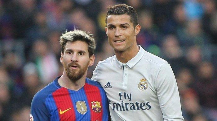 Terusir dari Piala Dunia 2018, Ini 5 Kesamaan Lionel Messi dan Cristiano Ronaldo