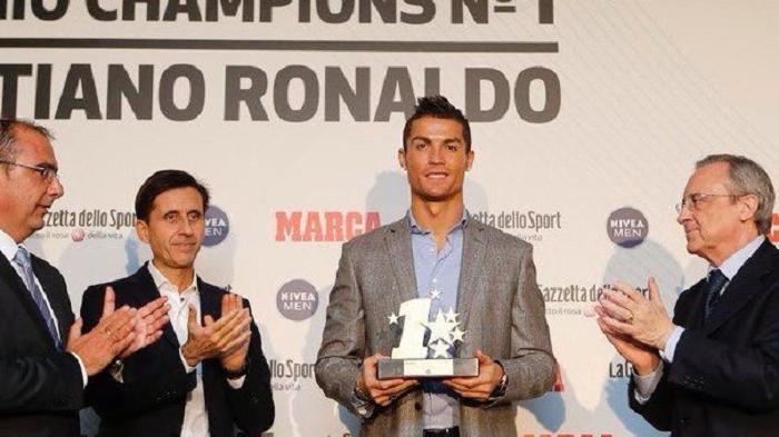 Ronaldo Pamer Punya Mobil Baru, Harga Rp 4,1 Miliar