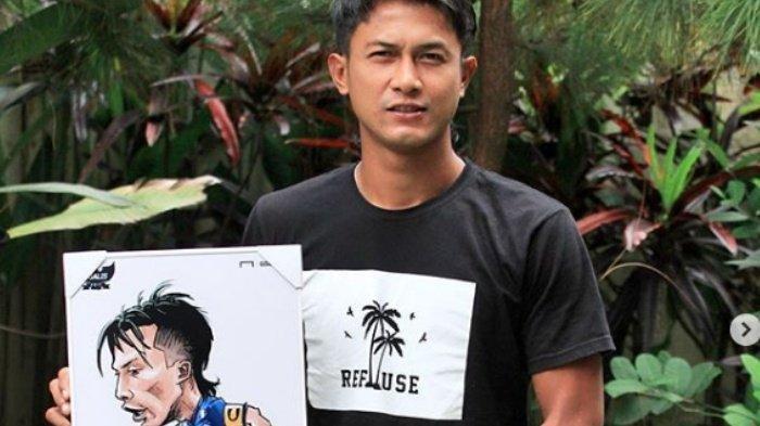 SEPAK Terjang dan Biodata Johan Ahmat Farizi, Pemain Terbaik Arema FC yang Berposisi Bek Sayap