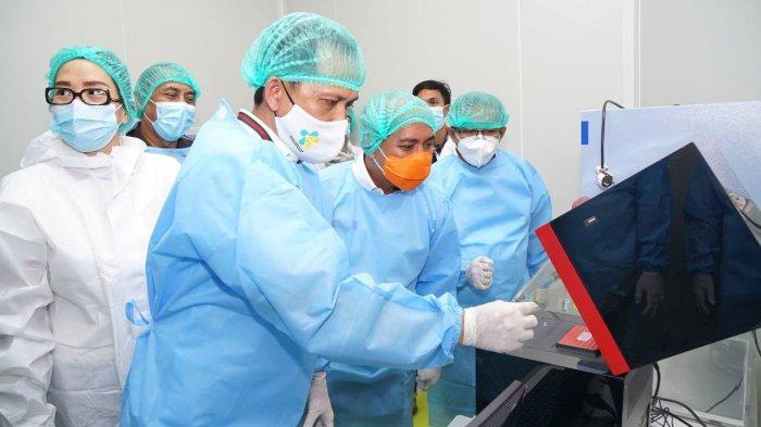 Presiden Jokowi Turunkan Harga Tes PCR Jadi Rp450 Ribu, Intip Perbandingan Harga di Negara Lain
