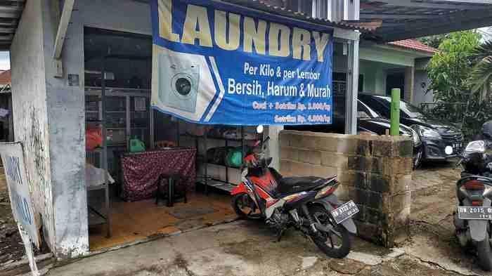 3 Tempat Laundry Rekomendasi di Kecamatan Tamansari Kota Pangkalpinang, Harga Mulai Rp 5 Ribu