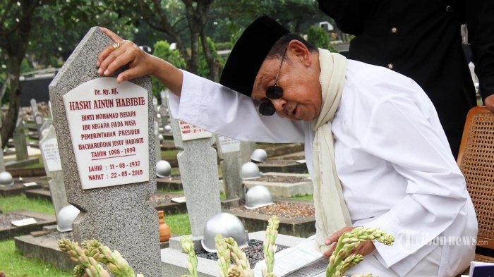 Sebelum Meninggal Dunia, Habibie Titip Pesan Khusus Untuk Bangsa Indonesia Melalui Sahabatnya