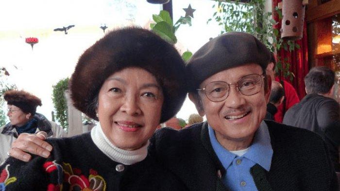 Ditinggal Pergi Sang Kekasih Hati, BJ Habibie Sempat Diminta Jalani Perawatan di Rumah Sakit Jiwa