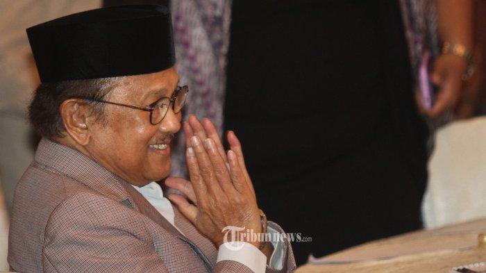 BJ Habibie Meninggal Dunia di RSPAD, Seluruh Keluarga Sudah Berkumpul