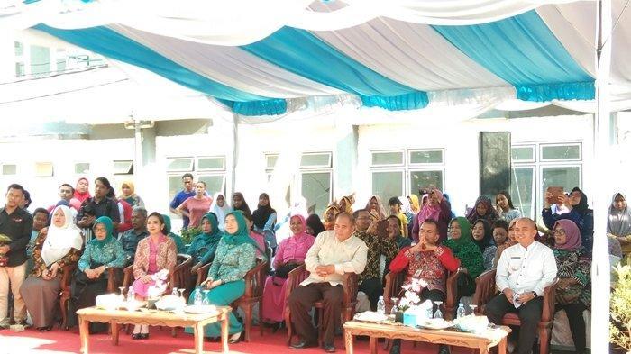 Sarasehan Nasional Kunjungi Kampung KB Mentari Pangkalarang
