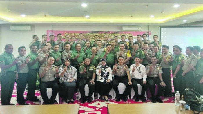 BKKBN, Babinsa dan Bhabinkamtibmas Tingkatkan Pencapaian KKBPK Bangka Belitung