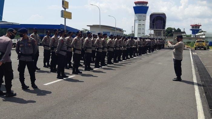 Anggota Brimob Polda Babel yang BKO ke Jakarta Tidak Dibekali Senjata, Kapolda: Waspadai Penyusup
